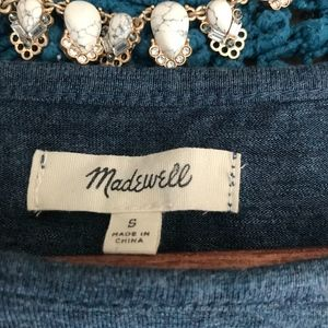 Madewell Tops - Madewell Anthem Long Sleeve Tee